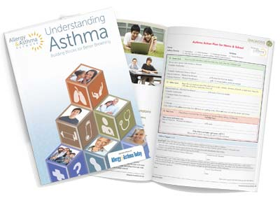 Thumbnail image of Understanding Asthma Guide by AAN