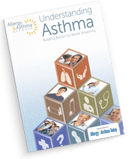 Asthma action plan icon